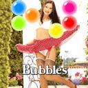 Autumn Bubbles - Iris